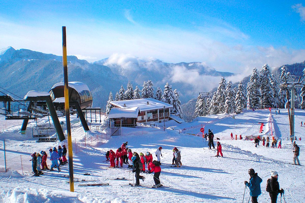 Ecoles du ski fran ais en chartreuse esf - Office du tourisme st pierre de chartreuse ...